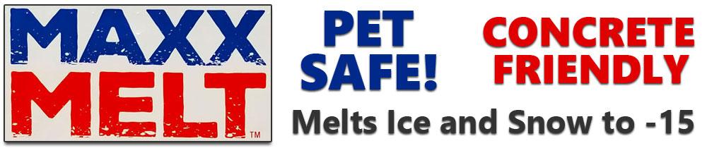 Maxx Melt Ice Pet Friendly Ice Melter