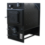 Royall 6300 Indoor Coal Boiler