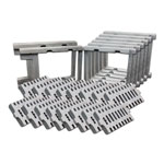 6490 Grate Replacement Set