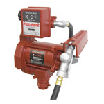 Fill-Rite Metered Fuel Pump 115v, 18gpm