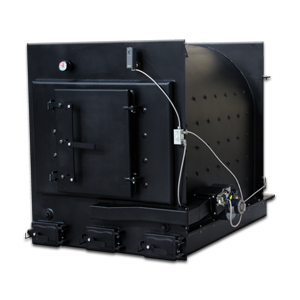 Royall 6490he Indoor Wood Gasification Boiler
