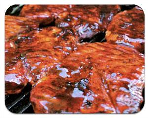 Wood Pellet BBQ Food Example 002