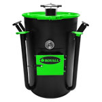 Ironman Ugly Drum Smoker Green UDS