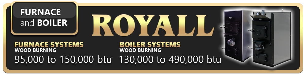 Wood Furnaces amd Boilers