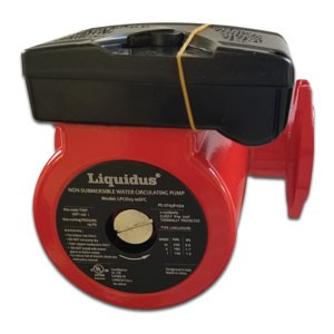 Liquidus LPCD15 3-Speed Circulation Pump