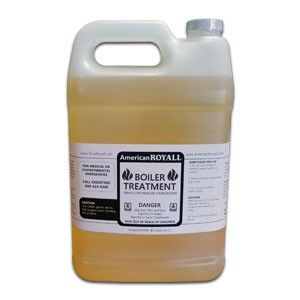 Wood Boiler Treatment 1 Gallon