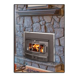 EnergyKing Bay 2012C Fireplace Insert