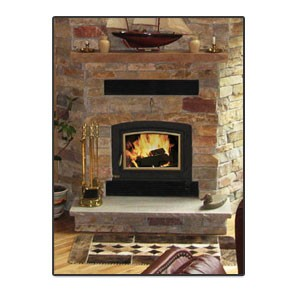 Energy King Silhouette 2800 Zero Clearance Fireplace Insert