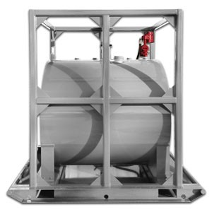 600 Gallon Marina Fuel Tank - Double Wall