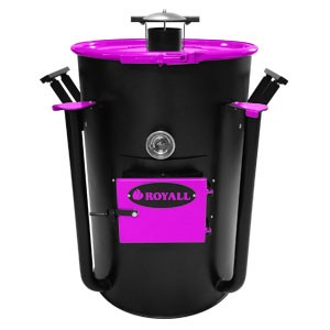 Ironman Ugly Drum Smoker Pink UDS