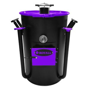 Ironman Ugly Drum Smoker Purple