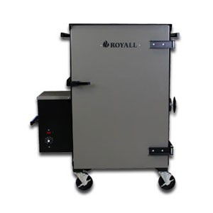 Royall RG5000VS Wood Pellet BBQ Smoker