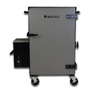 Royall RG7000VS Wood Pellet BBQ Smoker