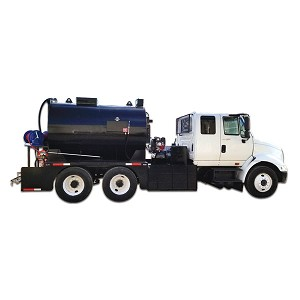 2000 Gallon Sealcoat Truck System