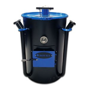 Ironman Cooker Ugly Drum Smoker
