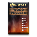 Wood Pellets - Cherry 40# Bags